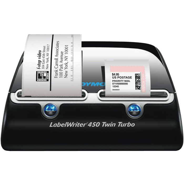DYMO LabelWriter 450 Twin Turbo Tarratulostin