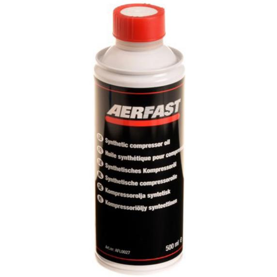 Aerfast AFL0027 Kompressoriöljy 500 ml